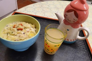 Collection of Savoury Oatmeal Recipes 4
