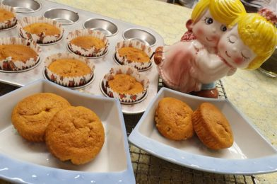 Gula Melaka Banana Cupcakes