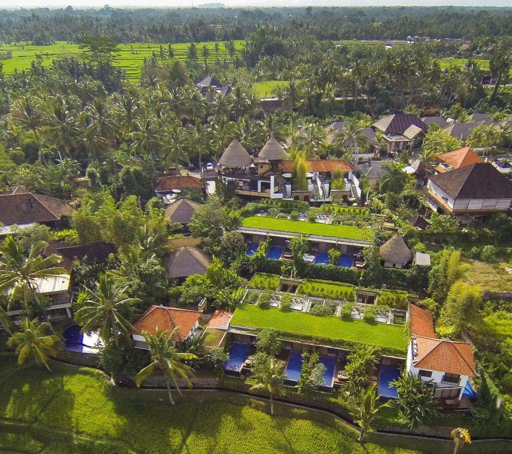 Ubud Green Resort Villa