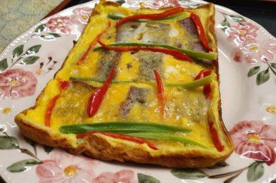 Special Omelette Sheet