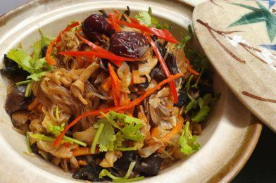 Chinese Veggie Medley dish