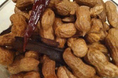 Pressure Cook Peanuts