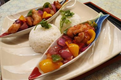 Sweet & Sour Fish in Strawberry Jam Sauce