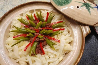 East Meets West Claypot Rice