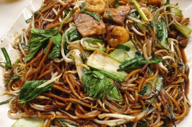 Healthy Fried KL Black Noodle