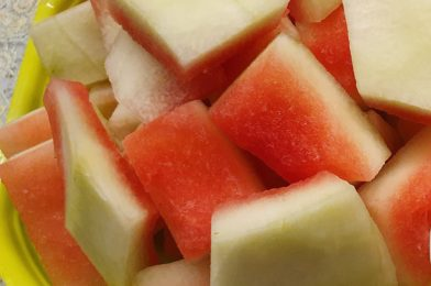 All about Watermelon Rind