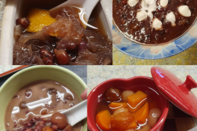 Collection of Sweet Soup Dessert 4
