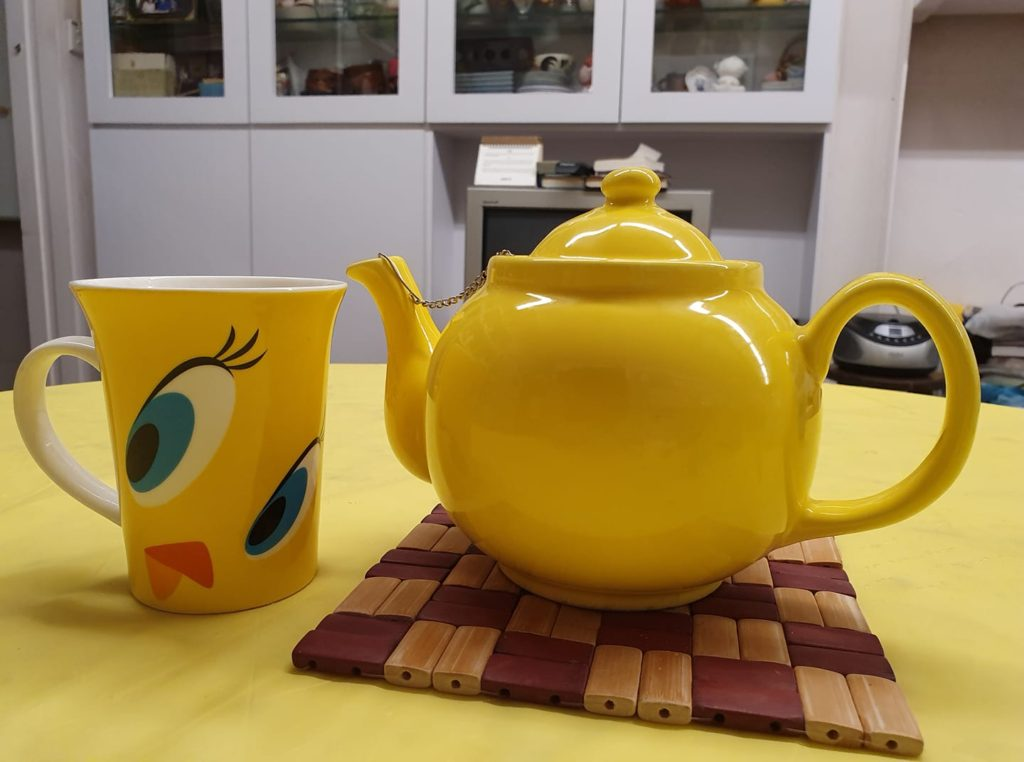 My first Teapot bought many years ago
