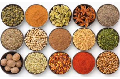 Facebook Postings: Collection of Homemade Spices recipes