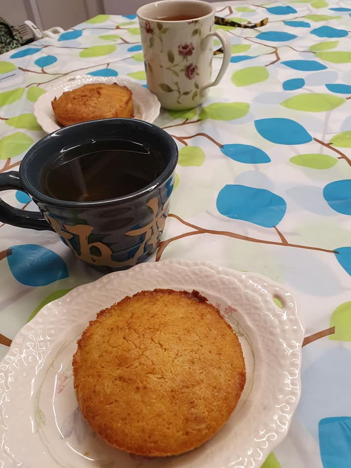 Jackfruit Mini Butter Cake