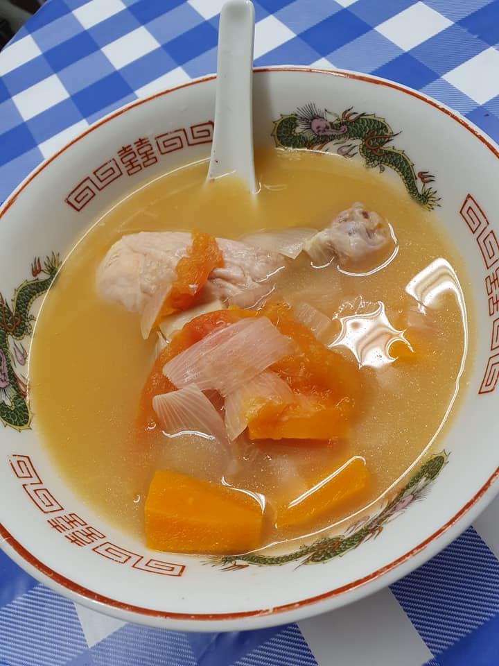 Chicken Veggies Soup
