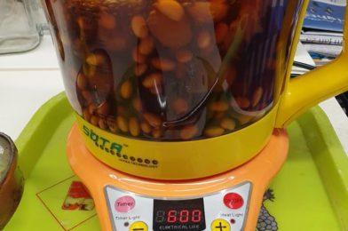 Soy Beans, Dried Longan & Goji Berries Tong Sui