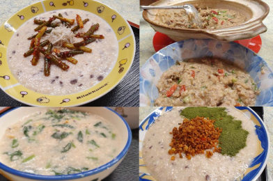 Collection of Savoury Oatmeal Recipes 1