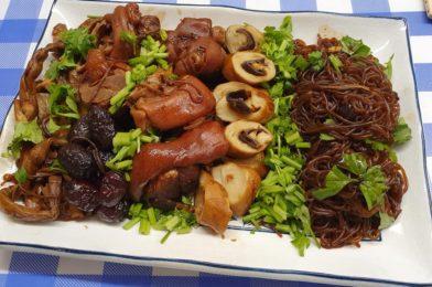 Shun Shun Li Li CNY Auspicious Dish