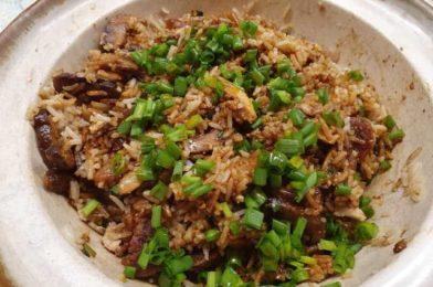 Special Claypot Rice