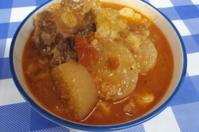 Special Oxtail Stew