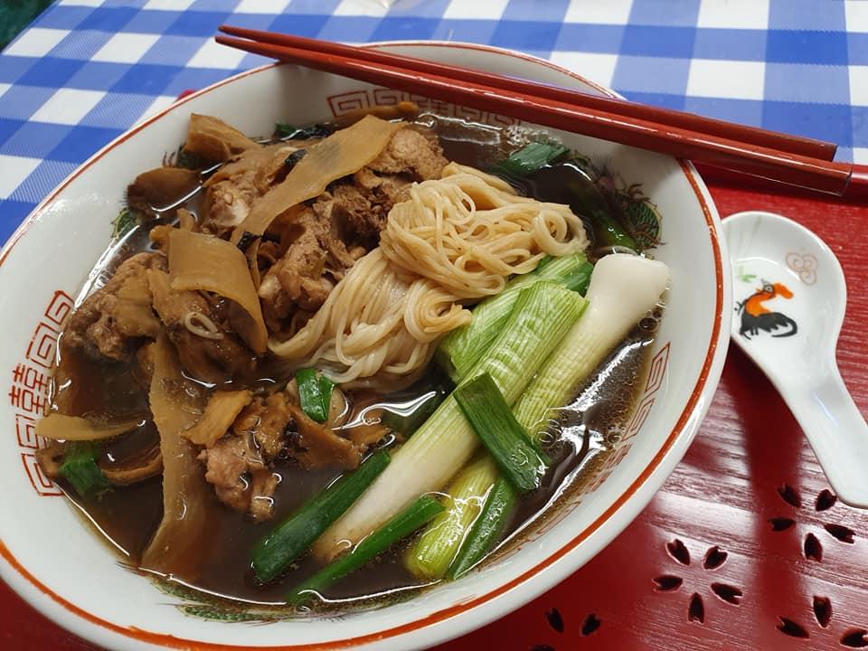 Chicken Bak Kut Teh with Mee Suah